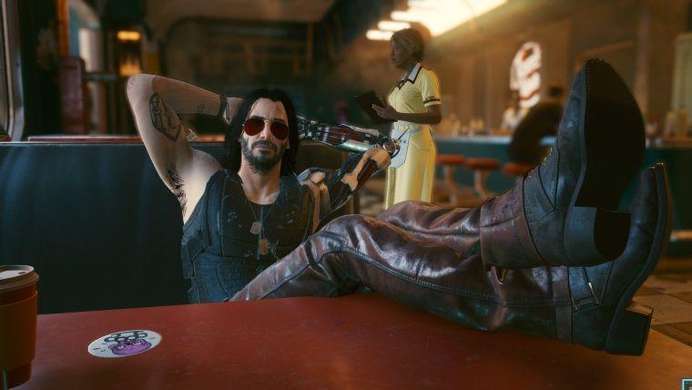 Cyberpunk 2077'de Johnny Silverhand eşyaları nerede bulunur?