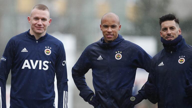 Fenerbahçe yarın Antalyasporu konuk edecek, İrfan Can ilk kez kadroda