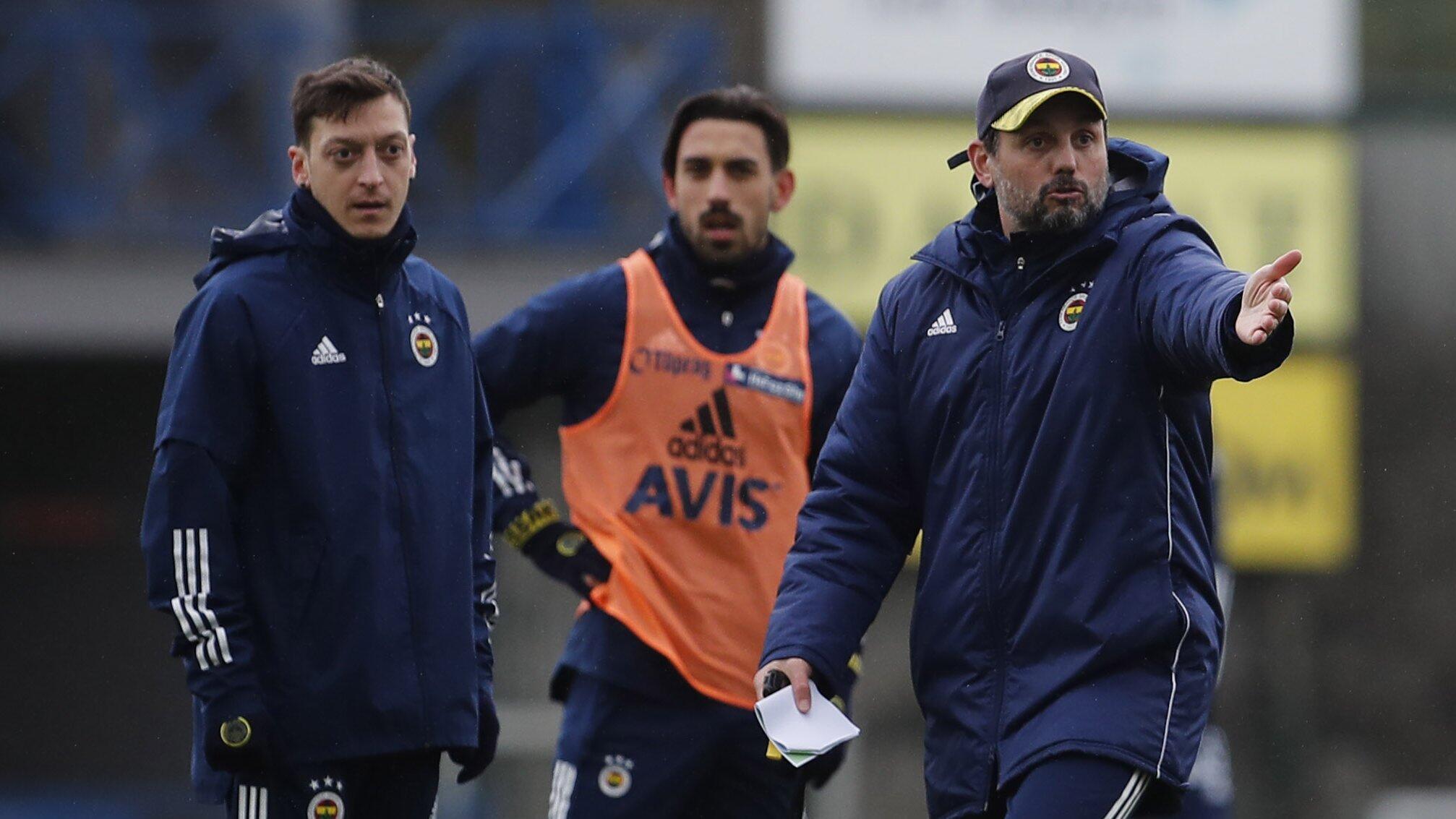 Fenerbahçe yarın Antalyaspor'u konuk edecek, İrfan Can ilk kez kadroda