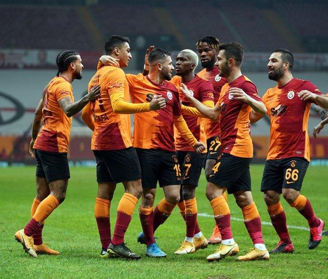 SON DAKİKA: Galatasaray'ın Ankaragücü maçı muhtemel 11'i! Ankaragücü Galatasaray maçı detayları - Spor Haberleri
