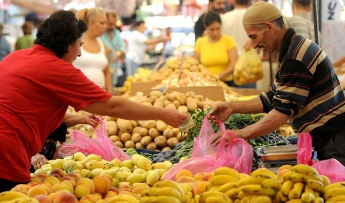 Yurtiçinde üretici fiyatları yüzde 27.09 arttı